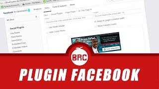 Tutorial Como colocar Plugin do Facebook no Site