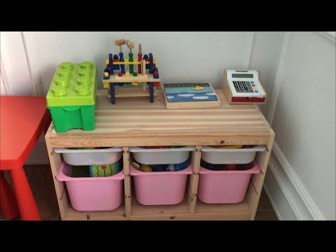 Развитие ребёнка от 1,5 до 2(2,5 лет). Наши игрушки. Часть 1