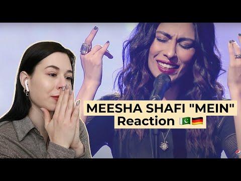 German Reaction | MEESHA SHAFI