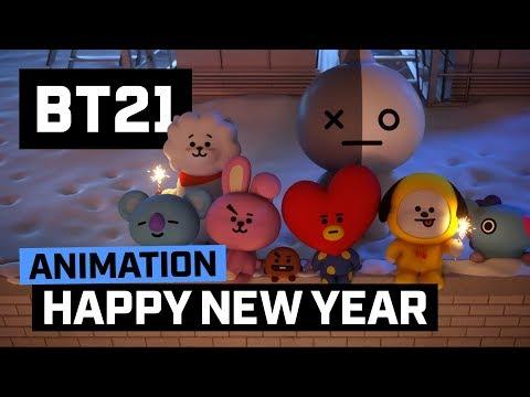 [BT21] Good bye 2017