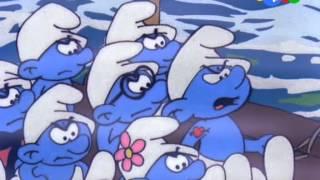 Смурфики (2 сезон) - 42 серия - Смурфы в открытом море