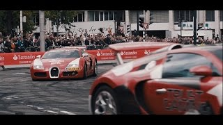 The Trust Bugatti Experience at Rotterdam City Racing