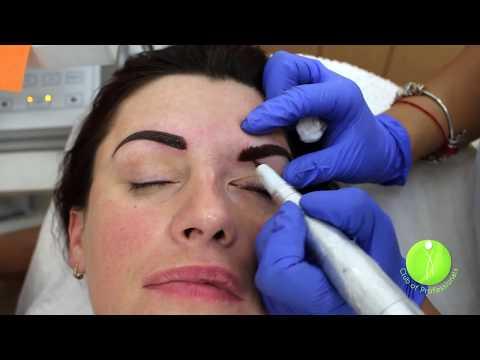 Начальное обучение перманентному макияжу