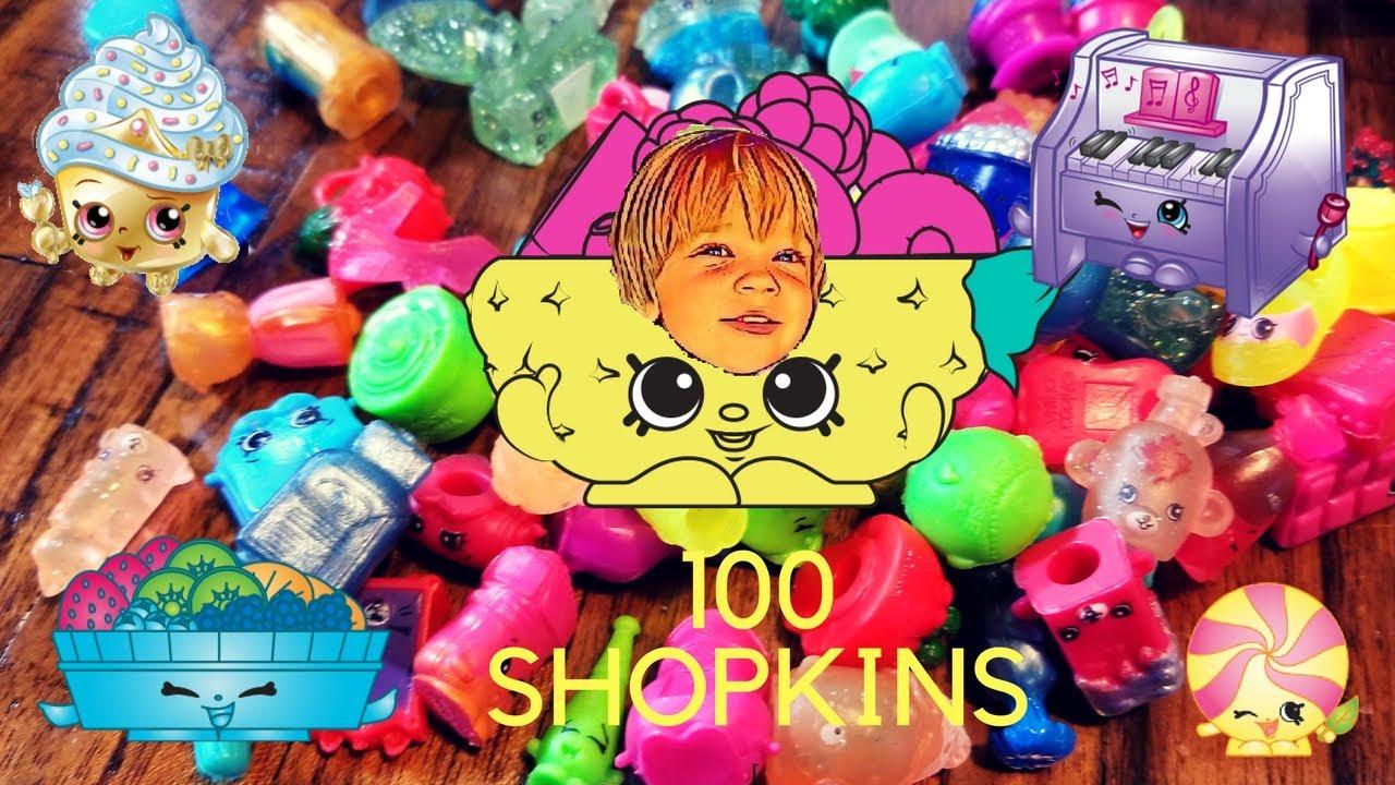 SHOPKINS For BEGINNERS100 Identification Sweetie