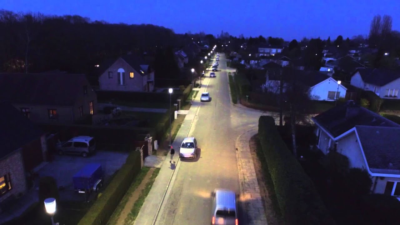 Wavre Belgium  city photos : Smart Street Lighting [Village Expo – Wavre – Belgium] YouTube