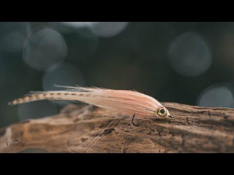FLY TYING - Nightmare Baitfish - TUTORIAL