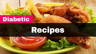 Diabetic Recipes - How Diabetic Cookbook Recipes Useful To You…