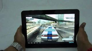 iZOTRON NKS101 Tablet Review-Demonstration