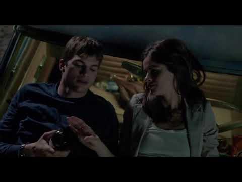 Сфотографироваться голышом под луной ... отрывок из фильма (Больше, чем Любовь/A Lot Like Love)2005