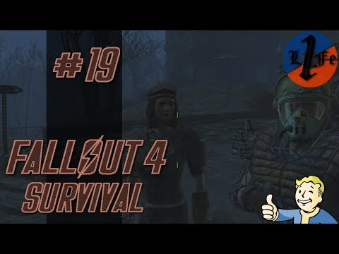 Fallout 4 Survival | Cambridge Poymer Labs | Project OneLife - Ep.19