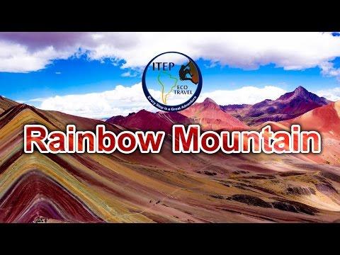 Rainbow Mountain - Itep Travel 2017