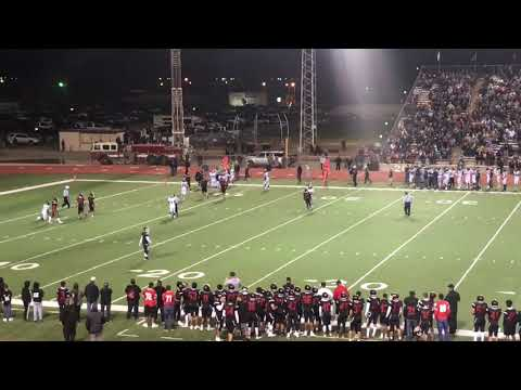 roswell high school vs goddard high school 2018