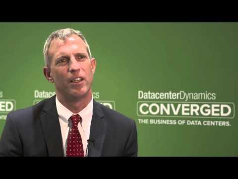 Kevin Brown of Schneider Electric at DatacenterDynamics Converged