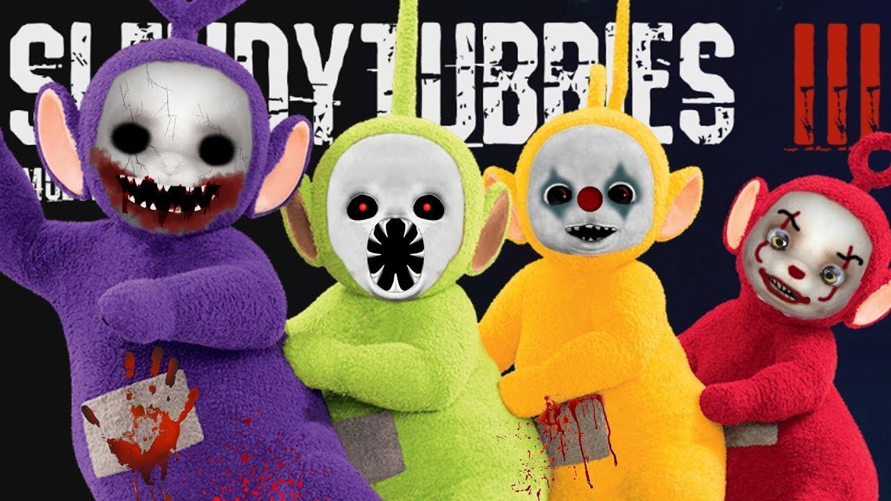 Evil Teletubbies Return Slendytubbies 3 Multiplayer