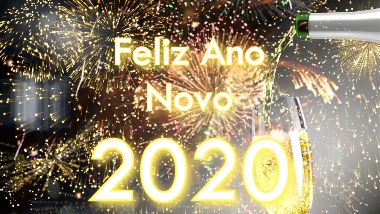 Contagem Regressiva Feliz Ano Novo 2020