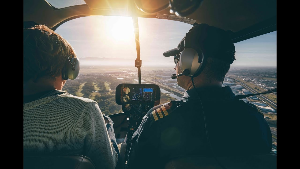Helicopter Flight Training New York | Wings Air