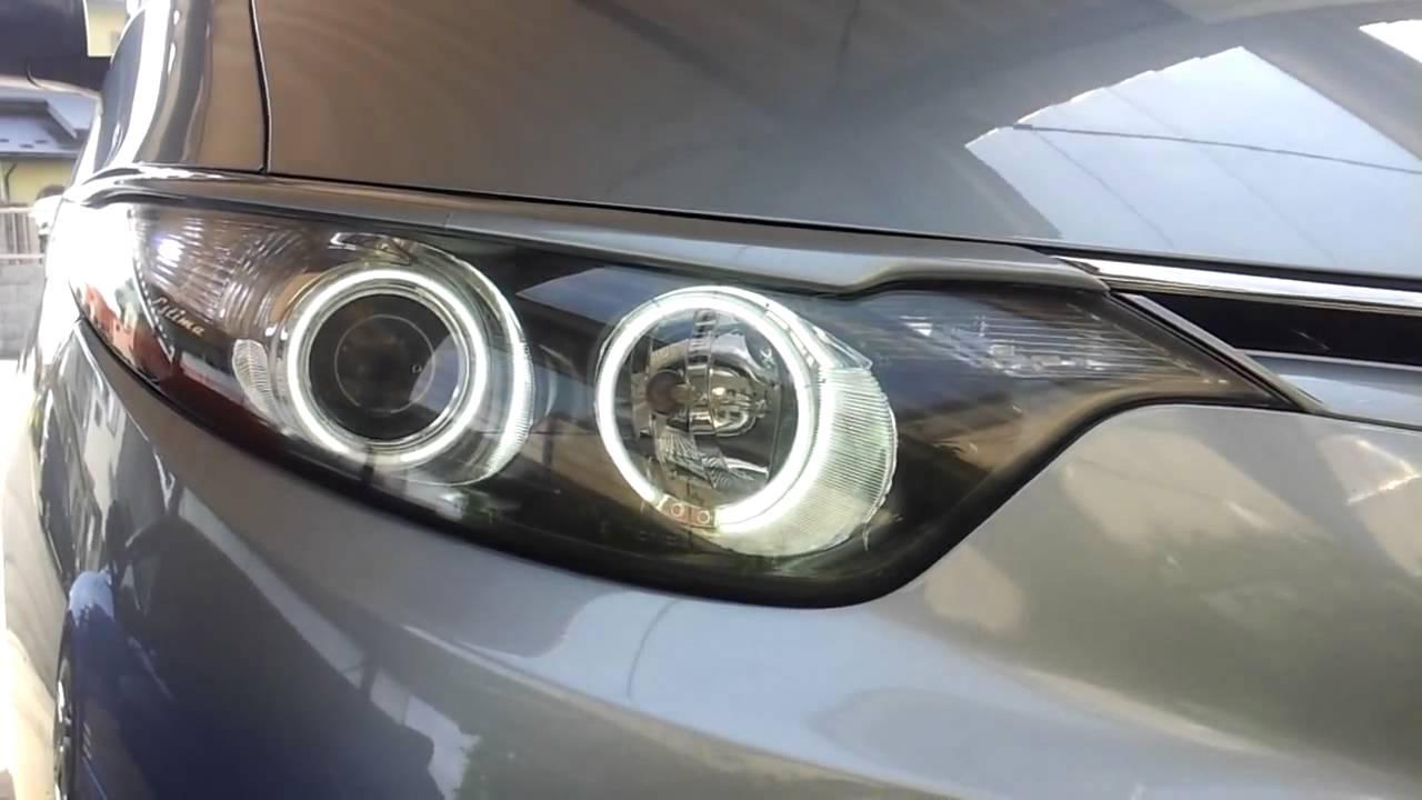 Toyota New Estima Previa Ken Style Youtube