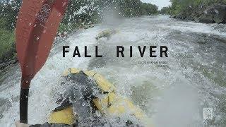 Fall River Idaho Packraft - 950 cfs