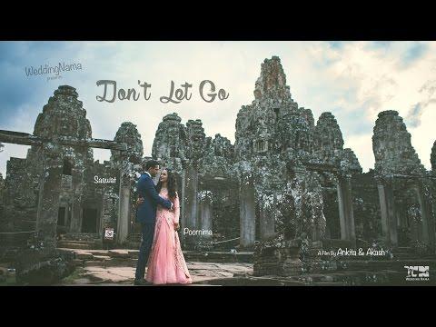 Don't Let Go | WeddingNama | Siem Reap, Cambodia