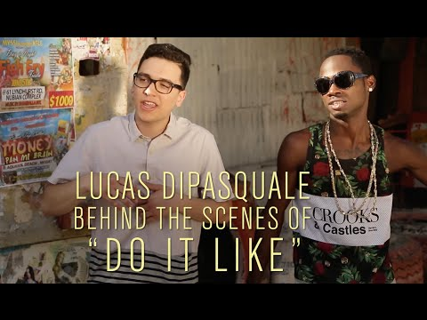 Lucas DiPasquale - Do It Like feat. Konshens, Kardinal O & Stylo G [Behind The Scenes... #1 | 2015]