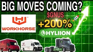 TOP STOCKS AND PENNY STOCKS TO BUY NOW? Workhorse (WKHS) stock A BUY? GNUS PENNY STOCK CRASH?