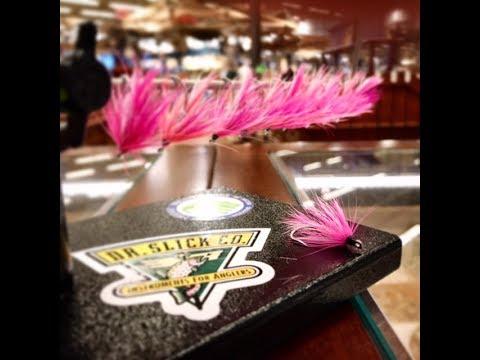 Friday Night Flies - Borden Special - Pink Salmon