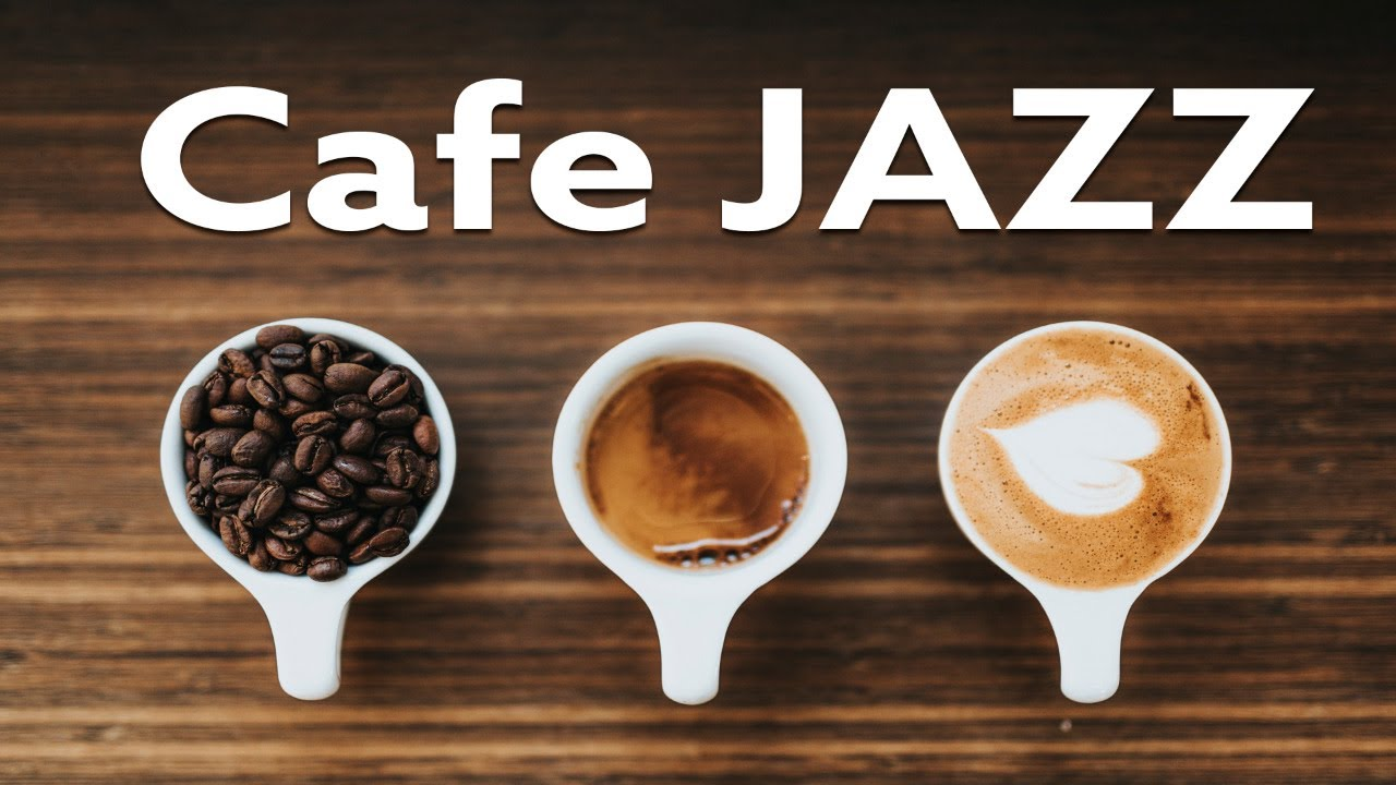 Relaxing Cafe Jazz - Piano Coffee JAZZ Music For Work,Study,Calm