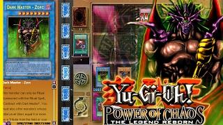 Yu-Gi-Oh! Power Of Chaos The Legend Reborn -Dark Master - Zorc -
