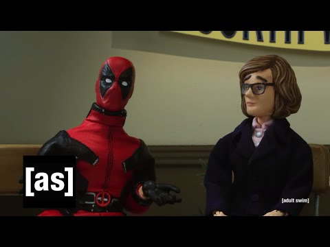 Robot Chicken - The Great Mouse Detective from YouTube · Duration:  43 seconds