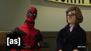 Fourth Wall Rehab | Robot Chicken | adult swim