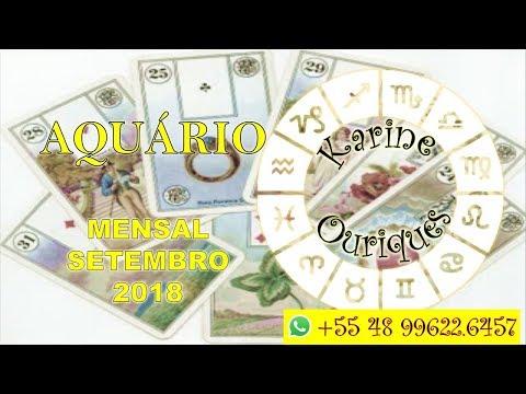 AQUÁRIO SETEMBRO/18 A Mesa Real
