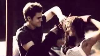 Стефан и Елена... Я буду помнить всё....