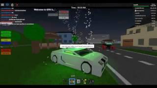 Bugatti//roblox gta5// lets play #3