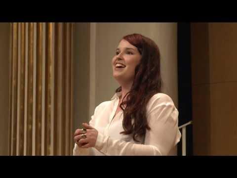 2013: Jade Moffat, mezzo soprano. MasterClass with Emma Matthews and David Harper
