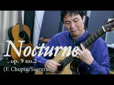 "Chopin's ""Nocturne op 9 - 2"" (arr. Sagreras) - Jubing Kristianto"