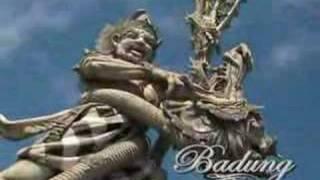 Legian-Map Denpasar Bali