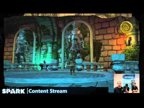 Project Spark Stream: More Dungeons