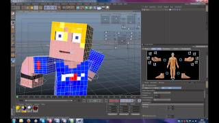 1 rig giveaway and announcements minecraft animation series cinema 4d