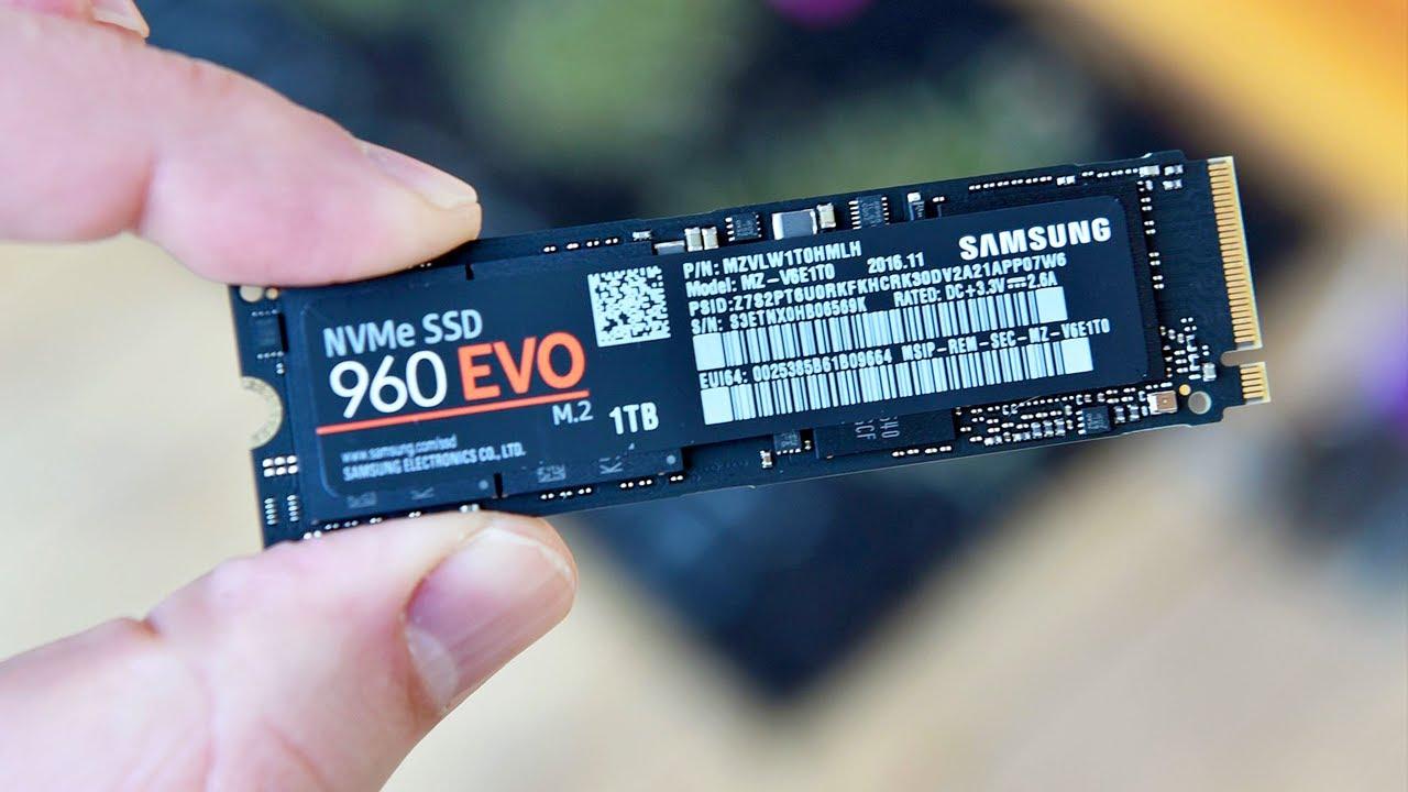 Download 5 Best Fastest M.2 NVME SSD 2020