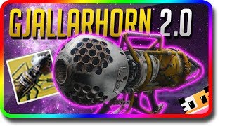 Destiny 2 - The Wardcliff Coil is Gjallarhorn 2.0? (Destiny 2 Wardcliff Coil Gameplay)