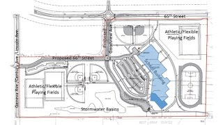 Cottage Grove Council Update - Aug 16 - New Oltman Middle School