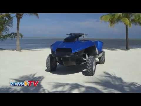 ATV. ALL terrain vehicle!