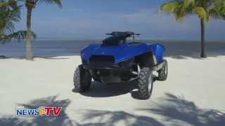 ATV. ALL terrain vehicle!