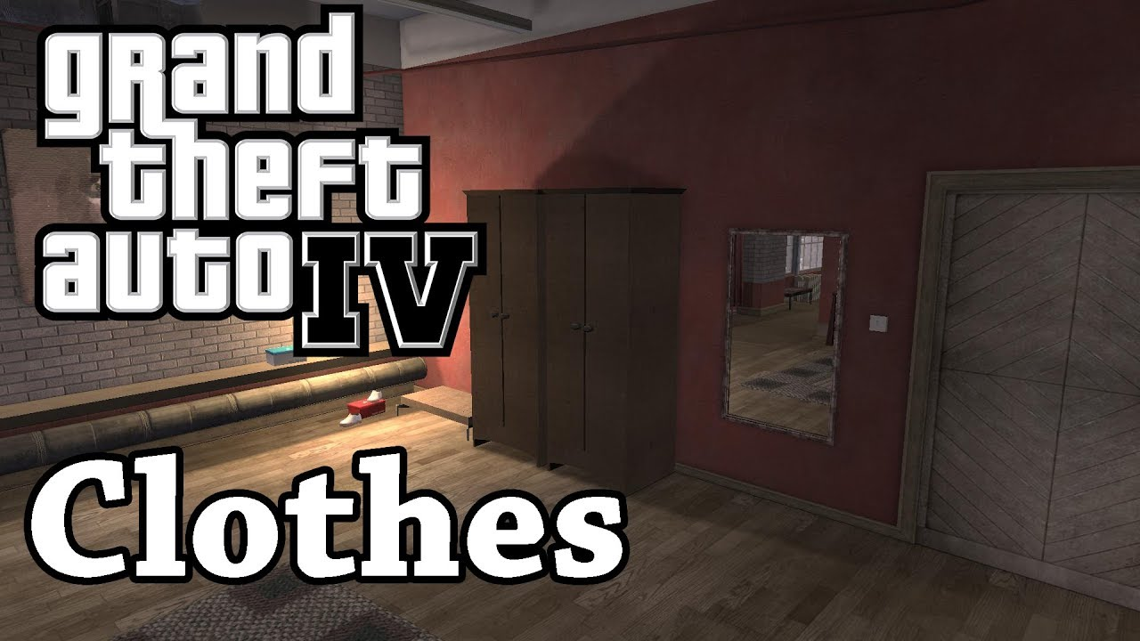GTA 4 - All Clothes & Outfits
