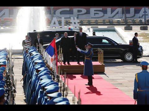 بوتين يصل إلى صربيا  - نشر قبل 7 دقيقة