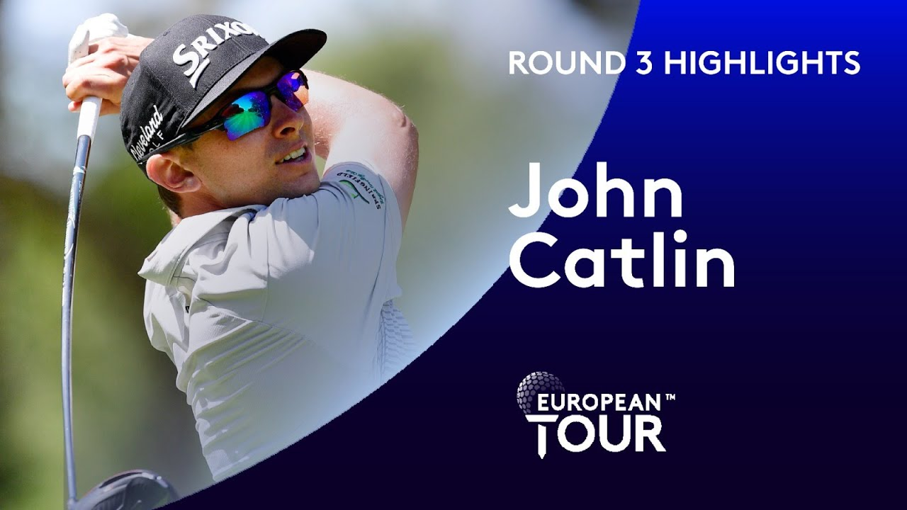 Catlin cards third round 72 | Estrella Damm N.A. Andalucia Masters
