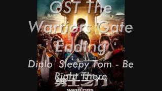 OST The Warriors Gate Ending