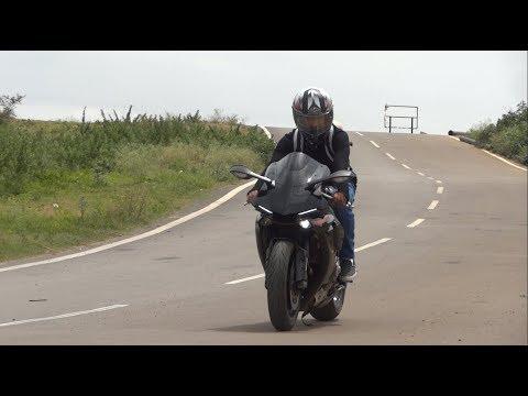 download Riding India's rarest R1 - Part 1 WALKAROUND
