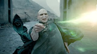 Harry Potter and The Deathly Hallows Part 2 - Final Battle in HINDI