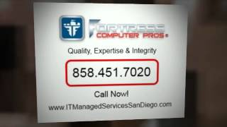 IT Outsourcing San Diego CA IT Support Outsourcing